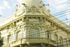 Ministerio de HACIENDA sede HACIENDA
