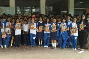 Revista ONG Decisiones niños escuelas colegios educación sexual EL SURTIDOR