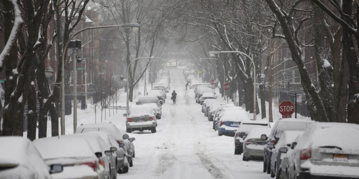 La ola de frío polar deja al menos 21 muertos en Estados Unidos