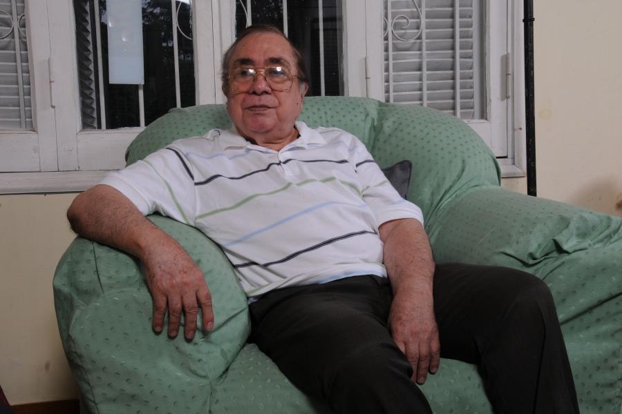 El adiós al maestro don Julio Del Puerto