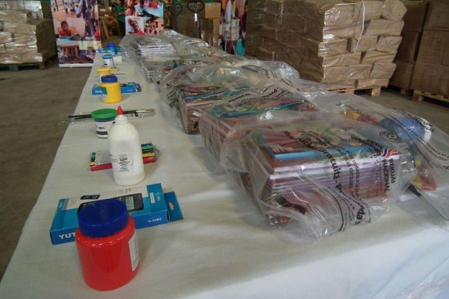 MEC: 95% de kits escolares se entregaron antes del inicio de clases