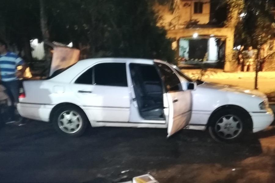 mujer hallada muerta en el interior de un vehículo