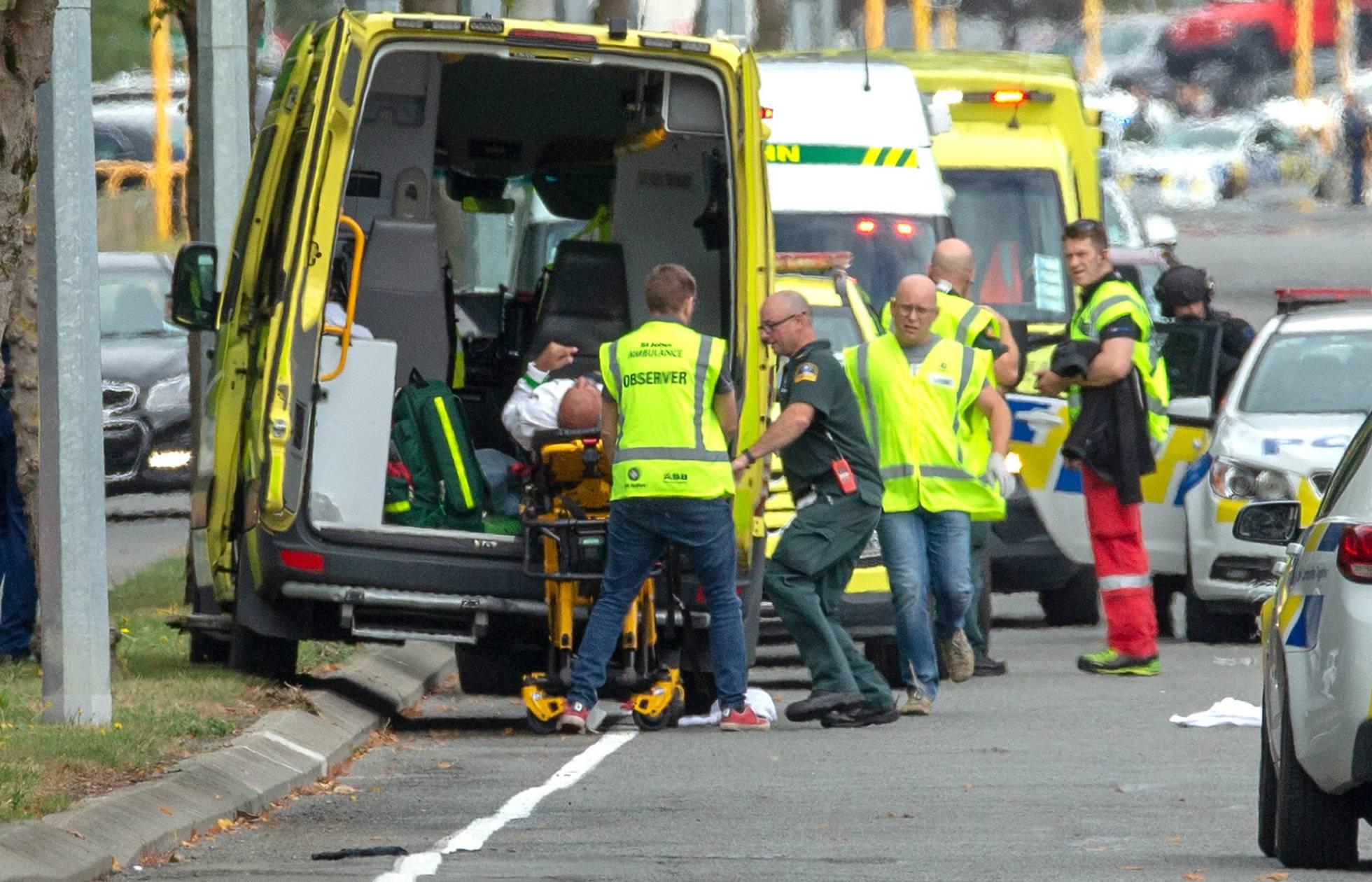 Al menos 49 muertos en dos atentados contra dos mezquitas en Nueva Zelanda