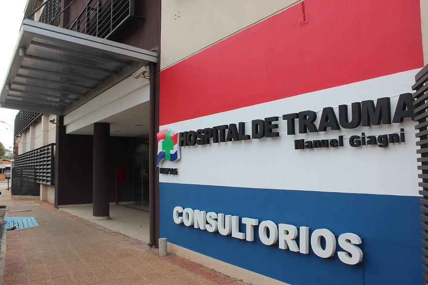 Hospital del Trauma MSPyBS