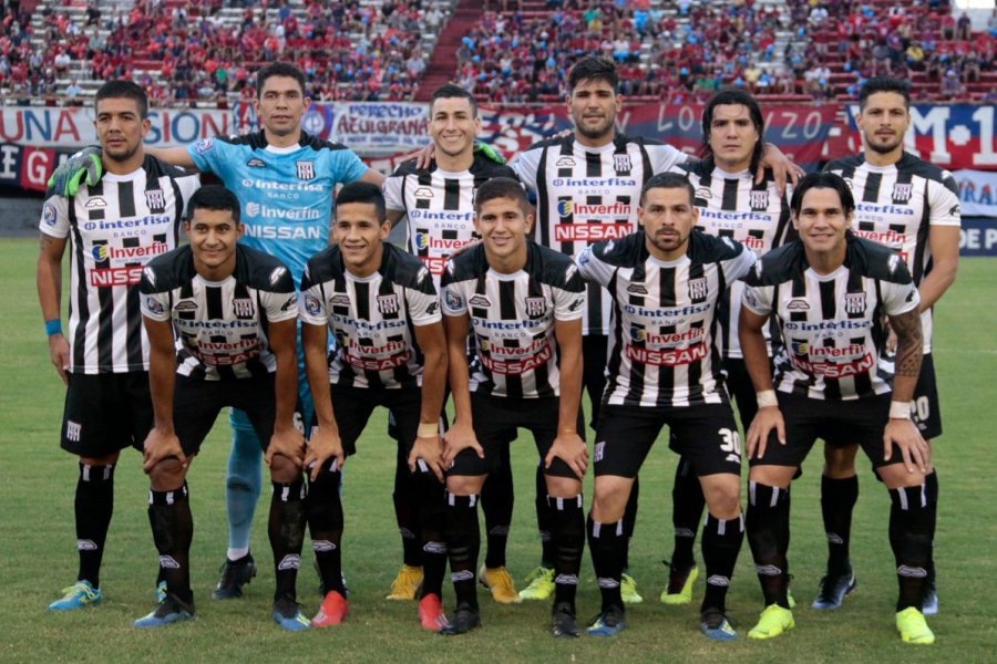 Deportivo santaní clausura 2019 fecha 10 APF