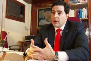 El abogado constitucionalista y senador Hugo Estigarribia archivo UH