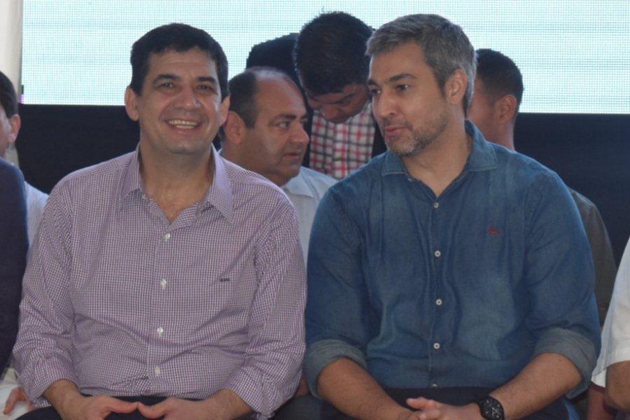 Colorados se reúnen con Mario Abdo para consolidar unidad de bancadas