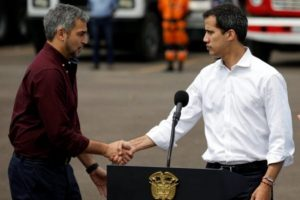 Mario Abdo Benítez Paraguay Juan Guaidó Venezuela ELVENEZOLANONEWS