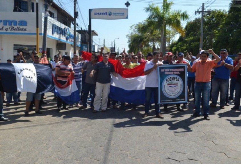 Trabajadores preocupados ante crisis de Manufactura Pilar ÚH