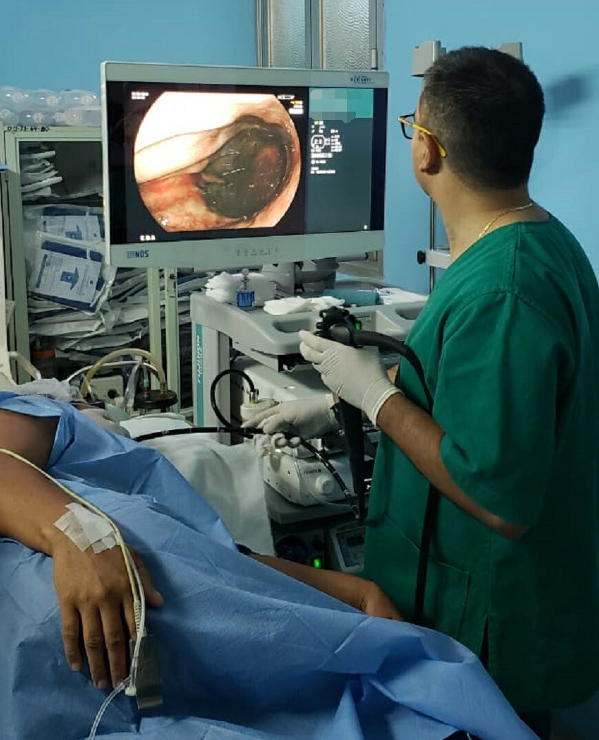 INCAN recibe equipo de última tecnología para detección temprana de cáncer de colon