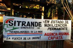 protesta cartel sitrande ande SITRANDE FB
