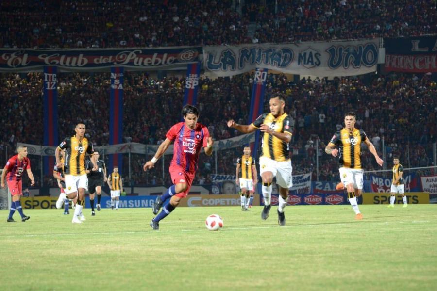 Goles Apertura 2019 Fecha 12: Cerro Porteño 5 – Guaraní 2
