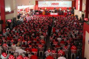 convención extraordinaria ANR