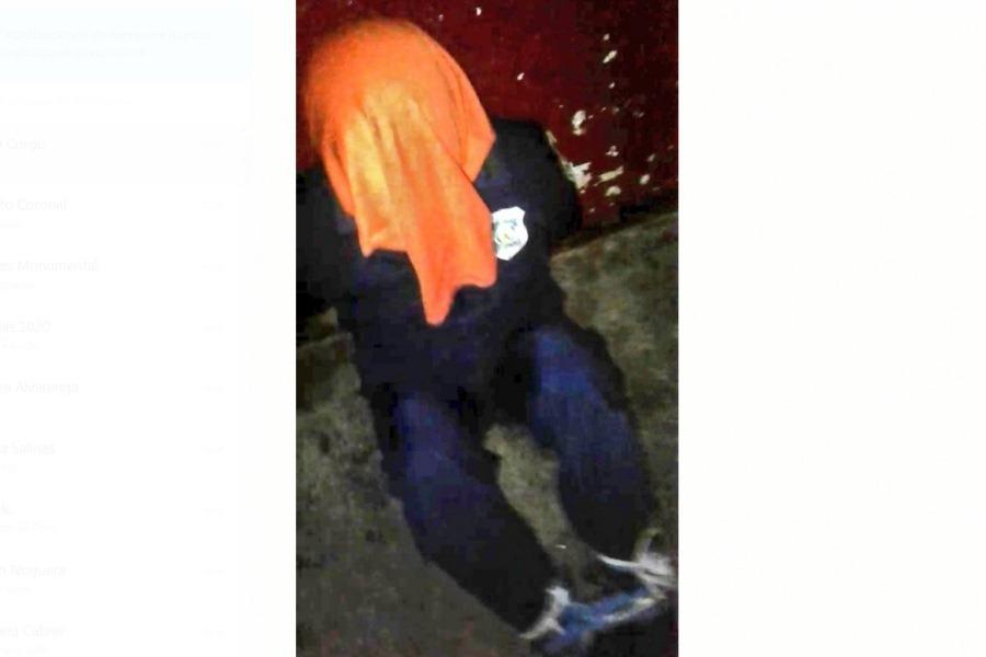 Cárcel de Coronel Oviedo: reos liberan a guardia tras tenerlo de rehén
