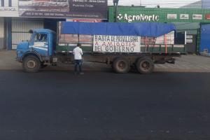 movilización Cámara Paraguaya de la Industria Cerámica