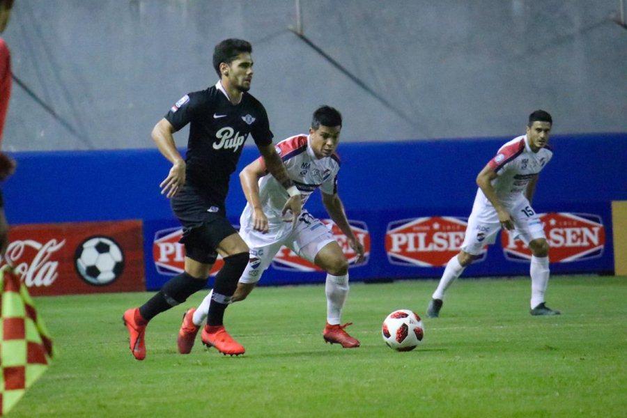 Goles Apertura 2019 Fecha 8 Regularización: Nacional 0 – Libertad 1