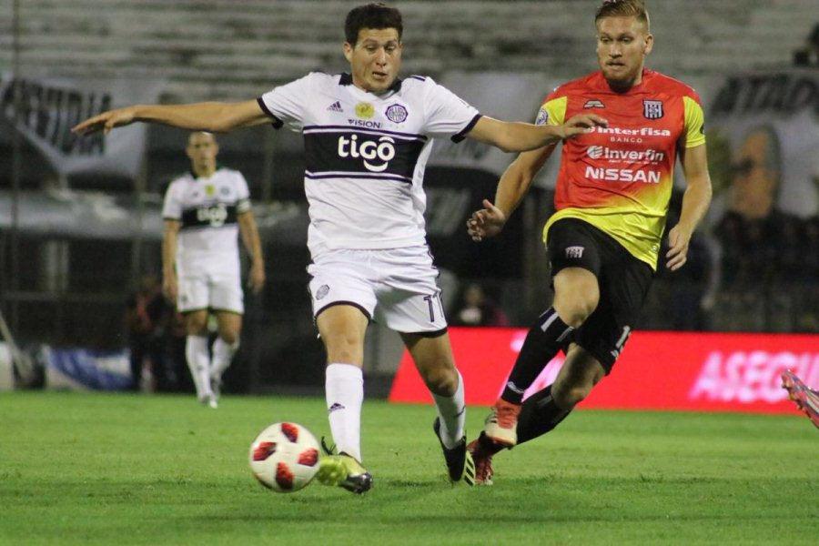 Goles Apertura 2019 Fecha 4 Regularización: Olimpia 2 – Santaní 2
