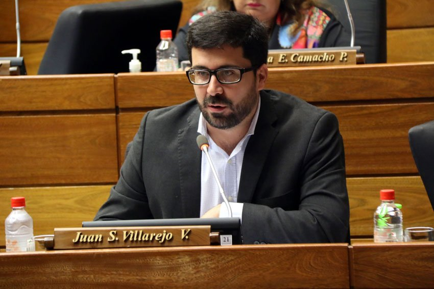 Diputado Sebatián Villarejo / Diputados