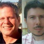 El empresario Dario Messer y el escribano Miguel Alberto Bareiro ÚH
