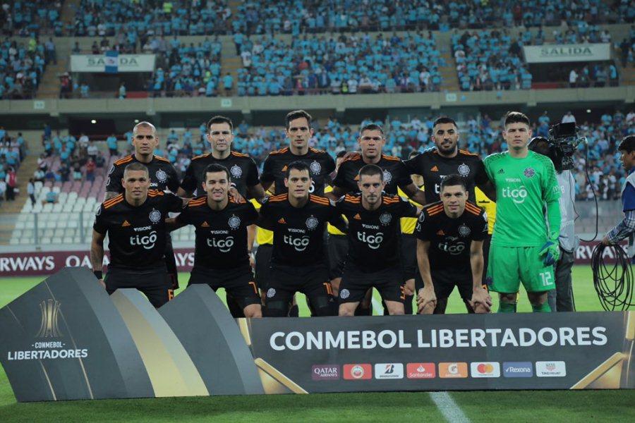 Olimpia Libertadores OLIMPIA TW