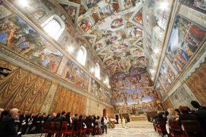 capilla sixtina vaticano miserere obra coral VANCOUVER CANTATA SINGERS