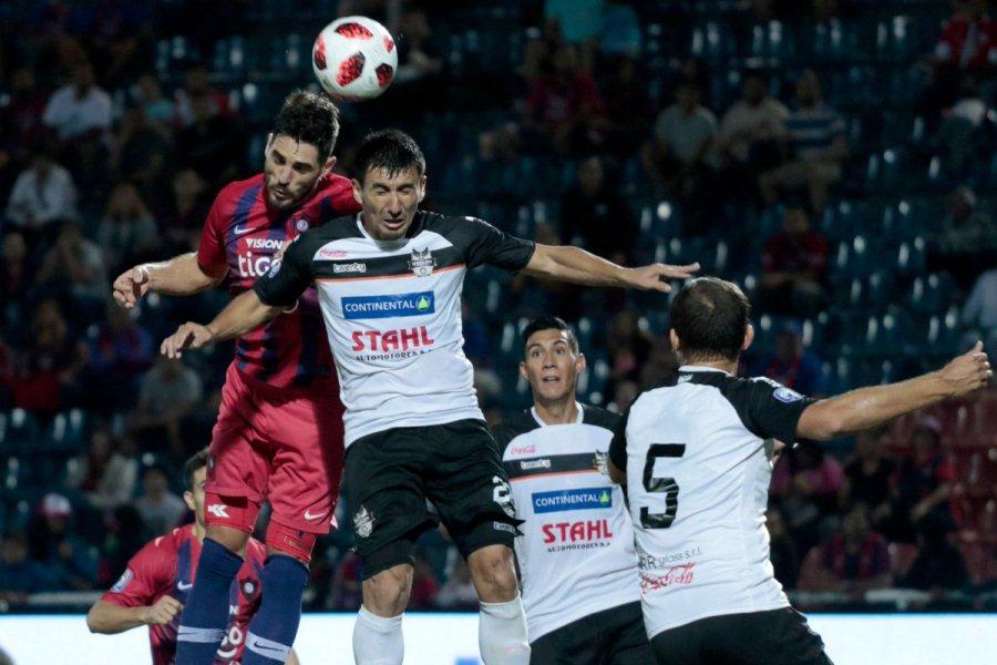 Goles Apertura 2019 Fecha 15: Cerro Porteño 2 – Gral. Díaz 0
