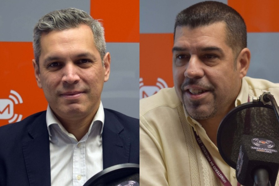 Viceministros hablan sobre el Proyecto de Reforma Tributaria