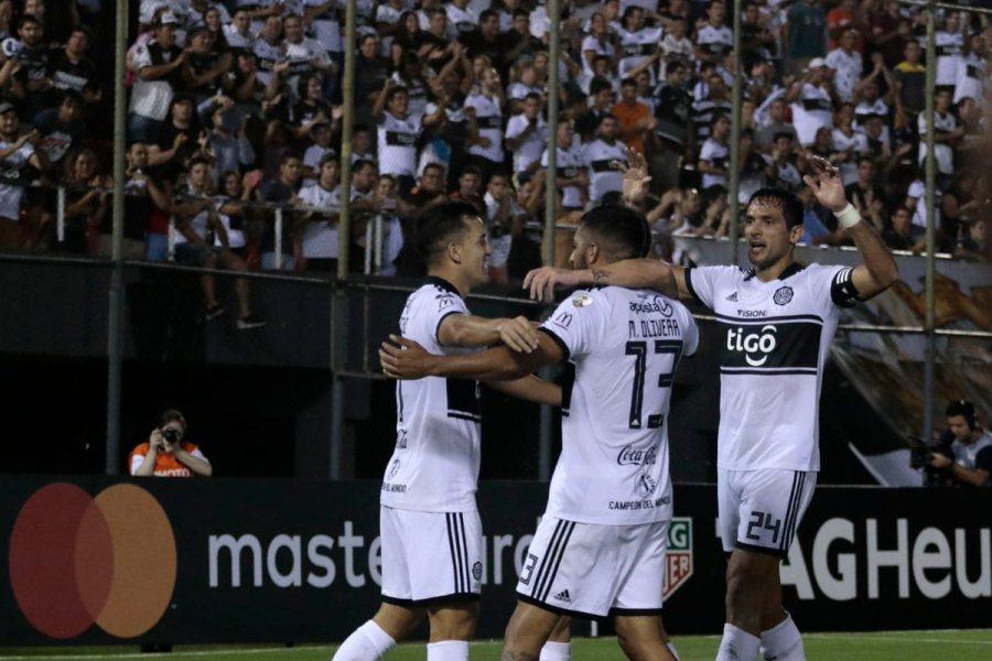 olimpia godoy cruz libertadores 2019 APF