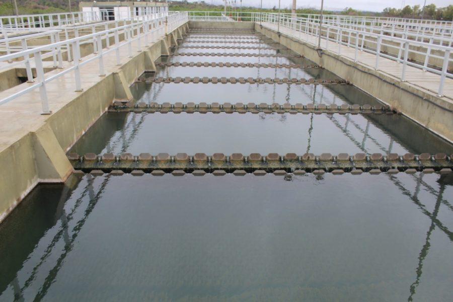 planta de tratamiento de agua potable ESSAP 00