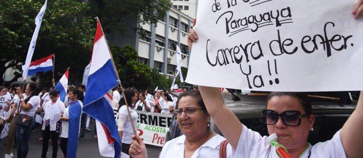 Enfermeros de todo el país se movilizan este miércoles
