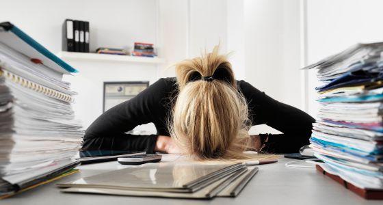 La OMS reconoce el estrés en el trabajo como una enfermedad