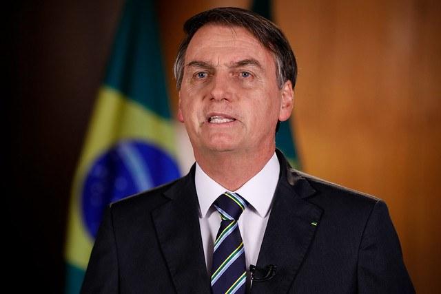 Bolsonaro reza para que Cristina Kirchner no sea presidenta