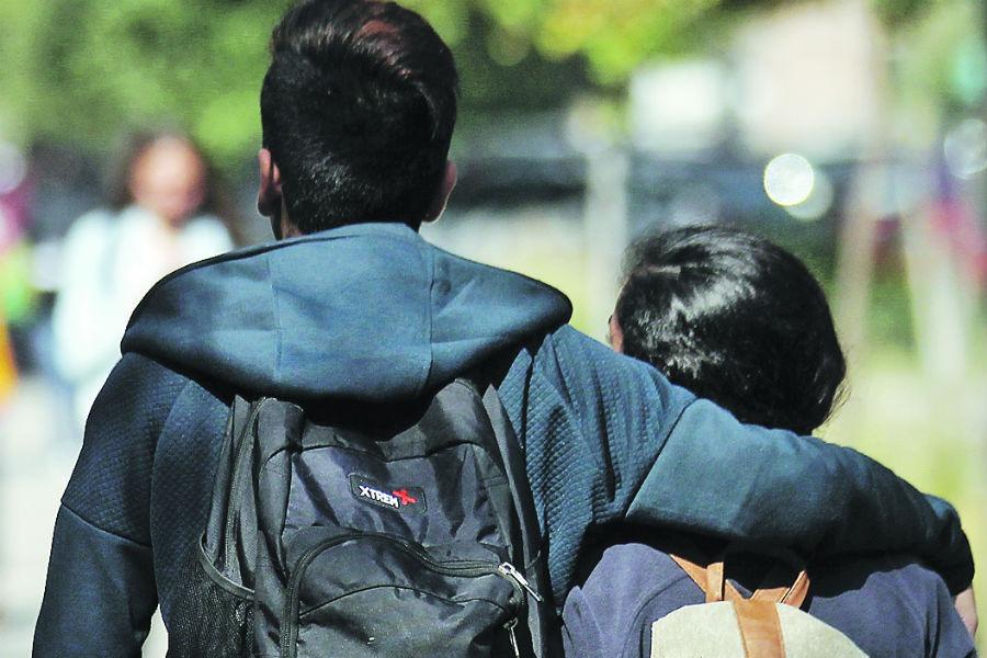 escolares sexualidad La Tercera Chile