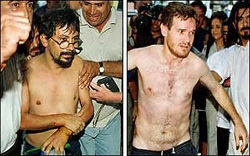 Brasil retira su protección a Juan Arrom y Anuncio Martí