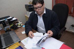 Daniel Pereira Direccion de Finanzas Municipalidad de CDE corrobora las deudas. Pidieron a la Essap que no corte el suministro de agua. UH