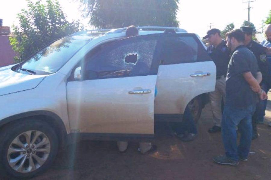 El atentado en el que falleció el medico ocurrio el martes 11 de junio en la ciudad de Pedro Juan Caballero UH