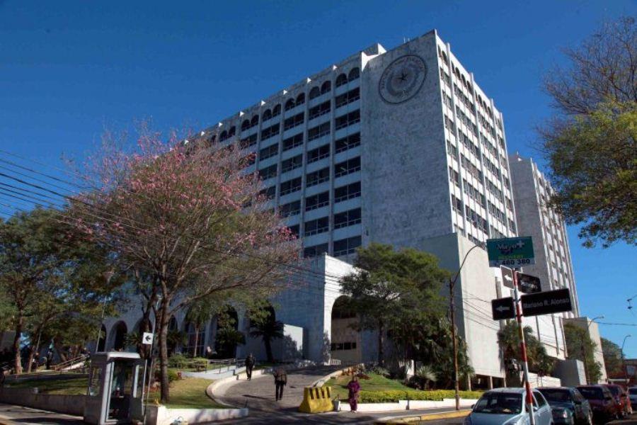 corte suprema de justicia poder judicial sede PJ