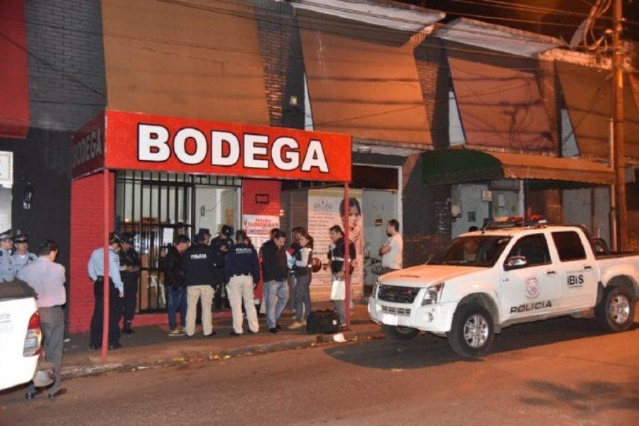 crimen bodega mercado 4 el cuerpo fue hallado en horas de la madrugada de este lunes UH