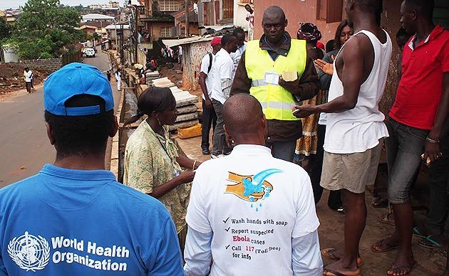 OMS estudia declarar emergencia por nuevo brote de ébola