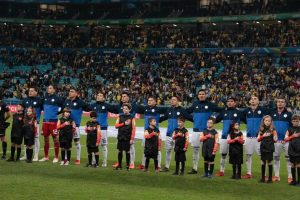 seleccion paraguaya copa america cuartos de final APF TW