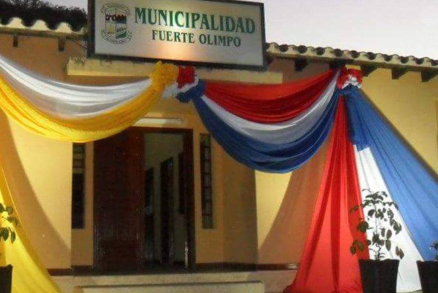 Municipalidad de Fuerte Olimpo FACEBOOK MUNI FO