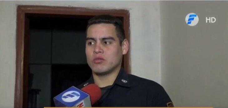 Oficial ayudante Carlos Vazquez Martens EXTRA TF