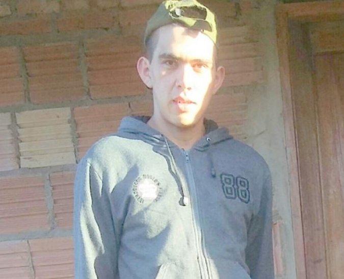 Rodrigo Oliveira Arce, 22, desaparecido desde el 13 de julio del 2019 UH