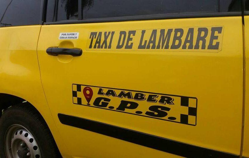 Taxi de lambare APTA FB