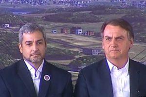 acuerdo itaipu ande energia jair bolsonaro y mario abdo benitez