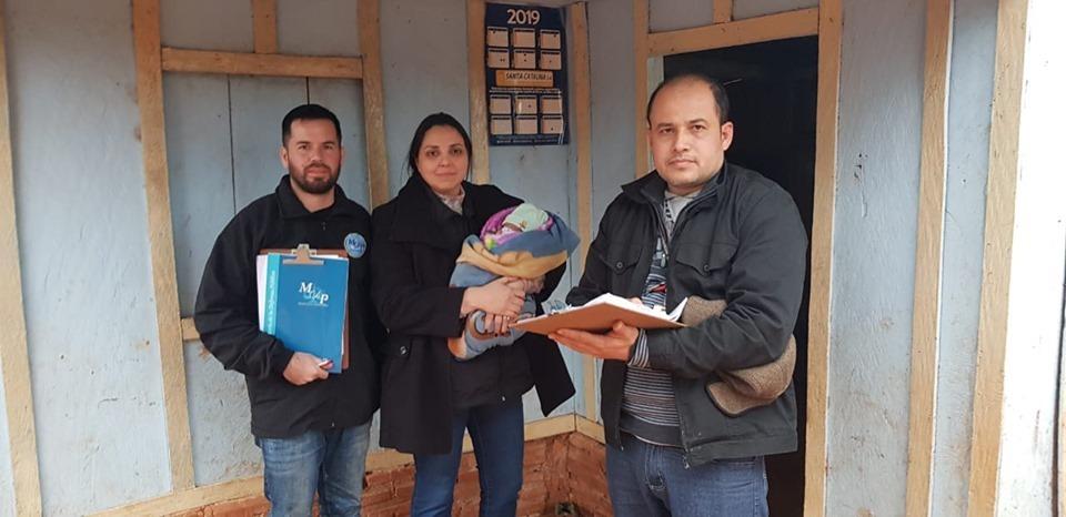 Recuperan bebé robado de un hospital de Concepción