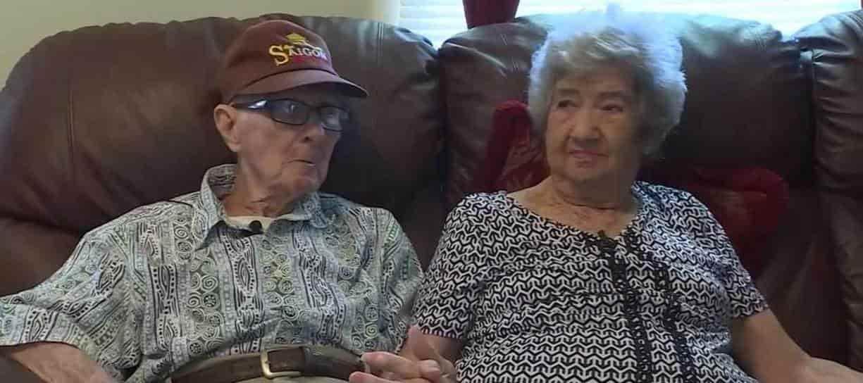 Amar hasta el final: abuelos que llevaban 70 años de casados murieron en el mismo día
