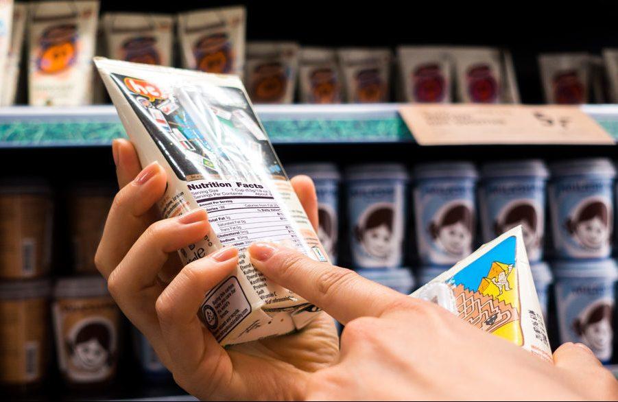 Advierten sobre etiquetado confuso de alimentos para el consumidor