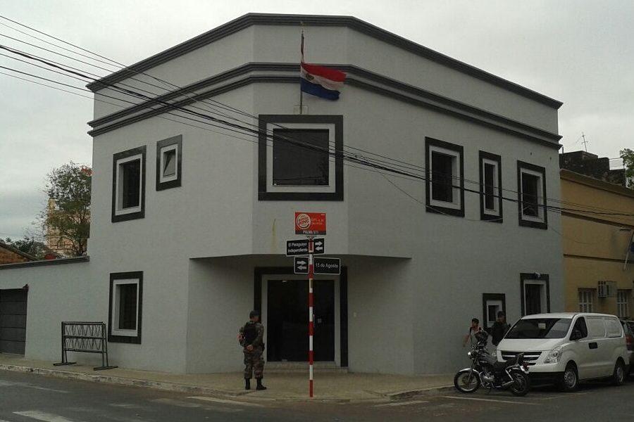 sede Secretaria Nacional Anticorrupcion del Paraguay - SENAC FB 00