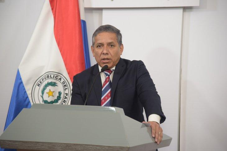 Carlos Amarilla asesor de la presidencia de la republica UH Archivo